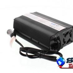 Invertor de tensiune cu USB, 12V -> 220V, 150W, Well