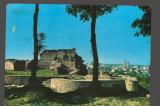 CPIB 17160 CARTE POSTALA - SUCEAVA. RUINELE CETATII, Circulata, Fotografie