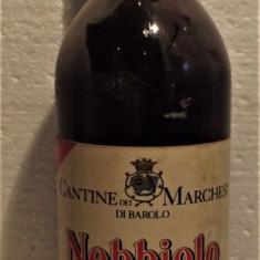 98 - VIN NEBBIOLO, CANTINE MARCHESI DI BAROLO, recoltare 1977 cl 72 gr 11,8