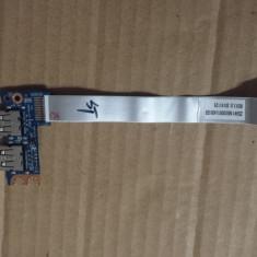 placa port usb Laptop HP 14-G & 14-R 14T-R r202ng 240 245 246 G3 zso40 ls-a996p