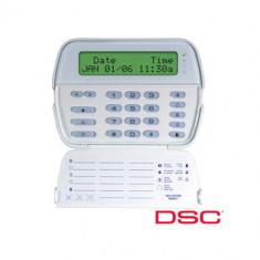 Tastatura LCD cu caractere alfanumerice - DSC SafetyGuard Surveillance