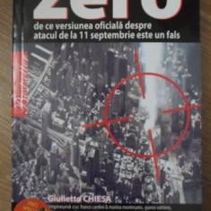 ZERO DE CE VERSIUNEA OFICIALA DESPRE ATACUL DE LA 11 SEPTEMBRIE ESTE UN FALS - G