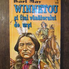 KARL MAY - WINNETOU SI FIUL VANATORULUI DE URSI
