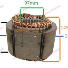 Stator generator 2 - 5 kw (Gx 160, 168F etc) Cupru (Monofazic)
