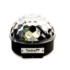 Glob luminosa Disco Soundvox, wireless speaker