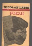 C8483 POEZII - NICOLAE LABIS