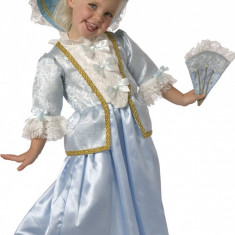 CLD23 Costum Halloween copii - printesa renascentista