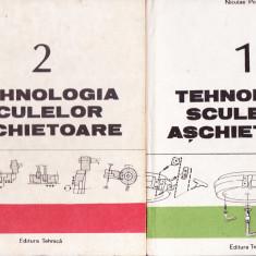 TEHNOLOGIA SCULELOR ASCHIETOARE  VOL 1 SI 2