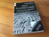 G.Popa-Lisseanu,Dacia in autori clasici-I.Autori latini;II.Autori greci,bizantin