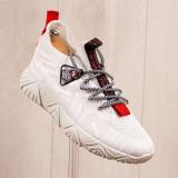 Pantofi sport albi barbati MDL00460