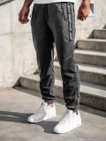 Pantaloni grafit de trening Bolf JX1051