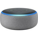 Boxa Portabila Echo Dot 3 Gri, Amazon