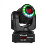 Cumpara ieftin Beamz Panther 35, moving head LED spot, LED alb de 35W, LED SMD 12 RGB, negru