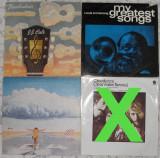 Vinil JJ Cale-Troubadur,Manfred Mann's Earth Band -3 LP,Louis Armstrong