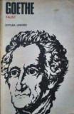 Goethe - Faust ( Opere, vol. IV )