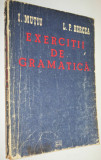 Exercitii de gramatica - L. P. Bercea - 1985