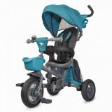 Tricicleta Multifunctionala 4In1 Hapi Neo Albastru