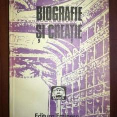 Biografie si creatie- N.Barbu