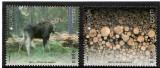Estonia, fauna, elan, EUROPA, 2011