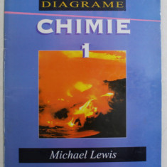 RECAPITULARI PRIN DIAGRAME , CHIMIE , VOLUMUL I de MICHAEL LEWIS , 1999