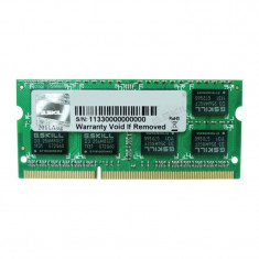 Memorie laptop GSKill F3 8GB DDR3 1333MHz CL9 1.35v