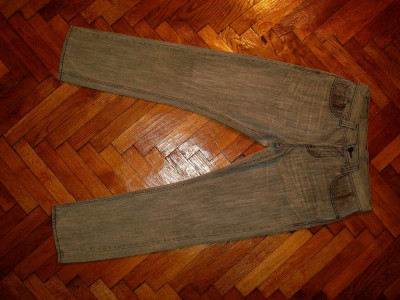 Blugi levis 511-Marimea W33xL30 (talie-86cm,lungime-103cm) foto