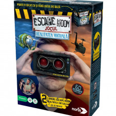 Escape Room - Extensie Realitatea virtuala - joc de societate