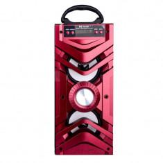 Boxa bluetooth MS-191BT, display LED, card SD, USB