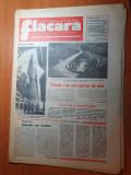 flacara 20 iulie 1978-art. satul caineni valcea,zimnicea,turceni,uzina beregsau