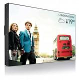 Monitor LED Philips 54.6inch 55BDL1007X/00, Full HD (1920 x 1080), VGA, DVI, HDMI, DisplayPort, Boxe (Negru)