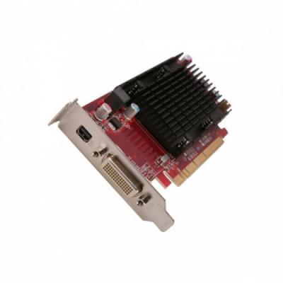 Placa video PCI-E ATI Radeon Card 6350 512MB, DMS-59, low profile design + Adaptor cablu video DMS 59 la 2 x VGA foto