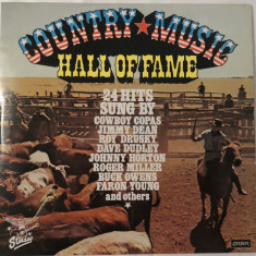 [Vinil] Country Music - Hall of Fame - 2 discuri originale