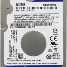 Hard disk laptop WD 500GB SATA3 5400 rpm