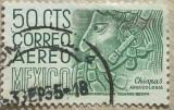 Mexic Sef de sef, Bonampak, Arheologie, Stampilat