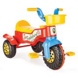 Tricicleta pentru copii Rainbow Bike Blue
