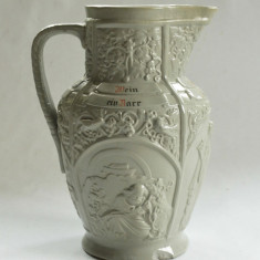 Canta, decantor vechi pentru apa sau vin Villeroy and Boch - 1874 - 1909