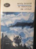 LA RASCRUCE DE VANTURI-EMILY BRONTE