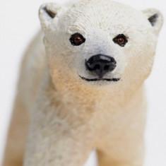 Figurină Pui de urs polar, Safari