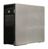 Workstation HP Z820 Tower, 2 Procesoare Intel Octa Core Xeon E5-2660 2.2 Ghz, 32 GB DDR3 ECC Reg, 2 x 300 GB HDD SAS, DVDRW, Placa Video NVIDIA Quad