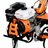 Motosapatoare RURIS 753K, 7.5CP + roti cauciuc+plug+adaptor+roti metalice