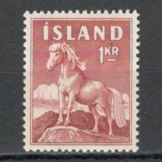 Islanda.1960 Cai-Poneiul islandez  KF.530, Nestampilat