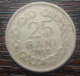 (MR33) MONEDA ROMANIA - 25 BANI 1952, REPUBLICA POPULARA ROMANA