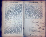 Carte bisericeasca ortodoxa,in chirilica