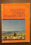 POEZIA DE RITUAL SI CEREMONIAL DIN MARGINIMEA SIBIULUI - AMALIA PAVELESCU