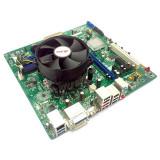 Super Pret! KIT i5 2400 + Intel DQ67SW USB 3.0 SATA 3 LGA1155 + cooler GARANTIE, Pentru INTEL, 1155, DDR 3