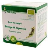 Ceai Ecologic Frunze de Rozmarin 25 doze Hofigal Cod: hofi.00457