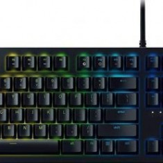 Tastatura Gaming Razer Huntsman, USB, US layout, Iluminata (Negru)