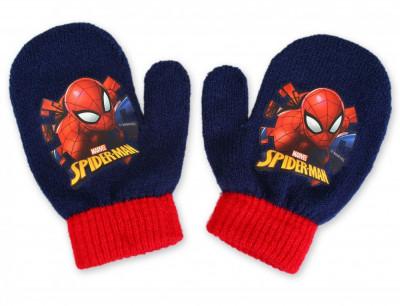 Manusi pentru baieti Spider Man-Setino SP-A-GLOVES-31B, Fucsia foto
