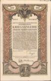 LA40 Imprumutul de razboi austro-ungar 1915