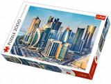 Cumpara ieftin Puzzle Doha Qatar, 2000 piese, Trefl